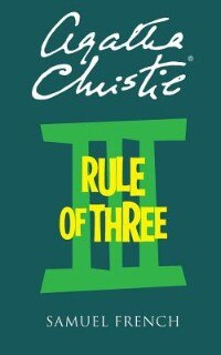 Rule Of Three Book By Agatha Christie Paperback