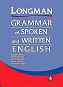 Grammar Spoken Written English: LONGMAN