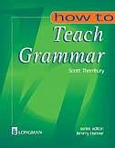 How To Teach Grammar: Book