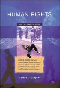 Human Rights: An Introduction by Darren O'byrne