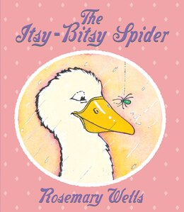 Book The Itsy Bitsy Spider by Rosemary Wells