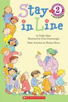 Scholastic Reader: Stay In Line: Level 2