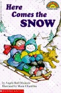 Scholastic Reader Level 1: Here Comes the Snow!: Level 1
