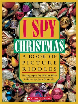 Book I Spy Christmas by Jean Marzollo