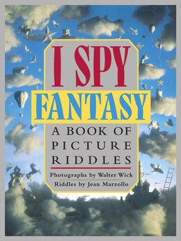 Book I Spy Fantasy by Jean Marzollo