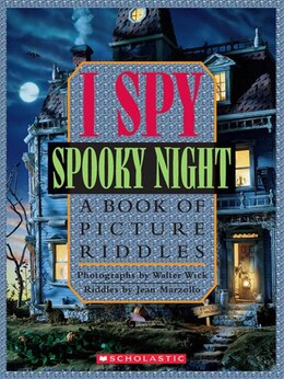 Book I Spy Spooky Night by Jean Marzollo
