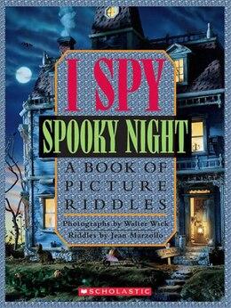 Book I Spy Spooky Night by Jean Marzollo