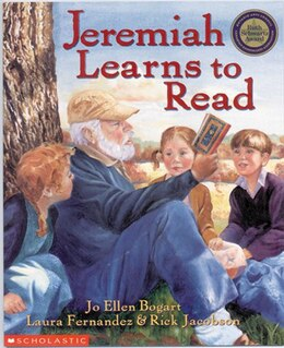 Book Jeremiah Learns to Read by Jo Ellen Bogart
