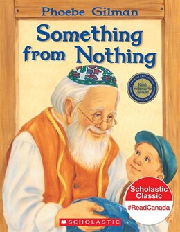 Book Something from Nothing by Phoebe Gilman