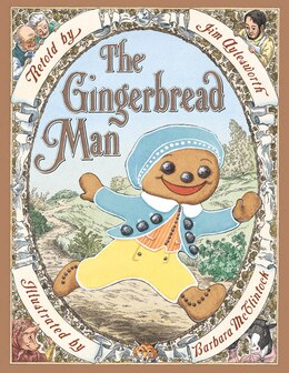 Book The Gingerbread Man by Jim Aylesworth