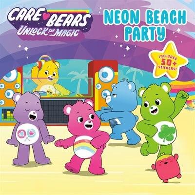 Neon Beach Party by Victoria Saxon