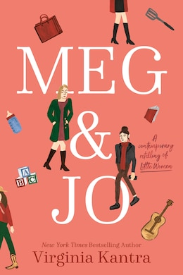 Book Meg And Jo by Virginia Kantra