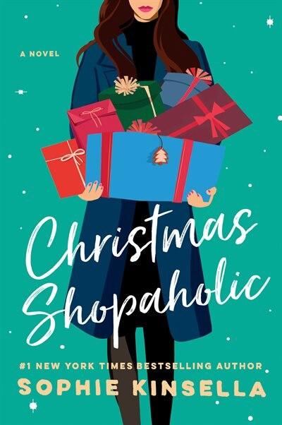 Christmas Shopaholic: A Novel by Sophie Kinsella