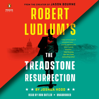 Robert Ludlum's The Treadstone Resurrection by Joshua Hood