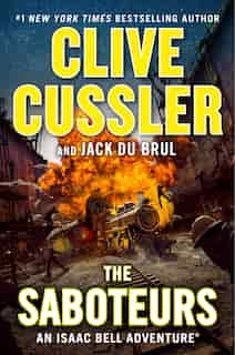 Untitled Isaac Bell 12 by Clive Cussler