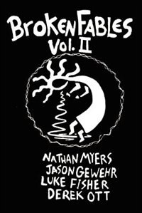 Book Broken Fables by Nathan Myers