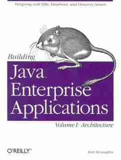 Building Java Enterprise Applications: Architecture by Brett McLaughlin