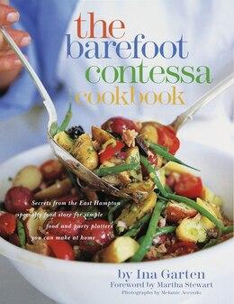 Book The Barefoot Contessa Cookbook by Ina Garten