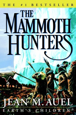 Book The Mammoth Hunters by Jean M. Auel