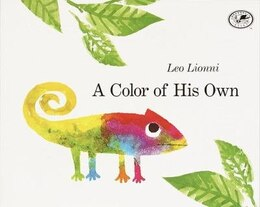 Book A Color Of His Own by Leo Lionni