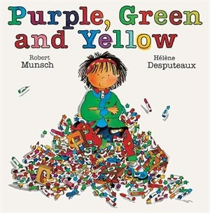 Purple, Green And Yellow by Robert N. Munsch