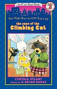 Book Case Of The Climbing Cat by .. Harpercollins