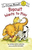 Book Biscuit Wants To Play by .. Harpercollins
