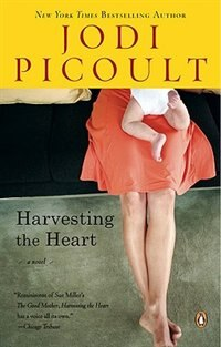 Book Harvesting The Heart by Jodi Picoult