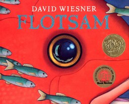 Book Flotsam by David Wiesner