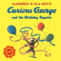 Book Curious George and the Birthday Surprise by H. A. Rey