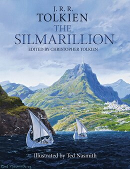 Book The Silmarillion by J. R. R. Tolkien