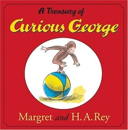 Book A Treasury of Curious George by H. A. Rey