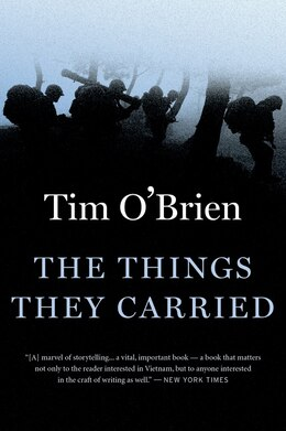 Book The Things They Carried by Tim O'brien