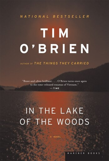 a literary analysis of the lake of the woods by tim obrien