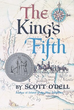 Book The King's Fifth by Scott O'Dell