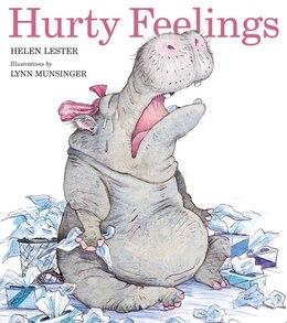 Book Hurty Feelings by Helen Lester