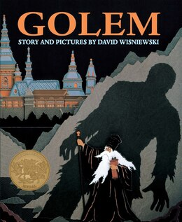 Book Golem by David Wisniewski
