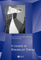 A Course in Minimalist Syntax: Foundations and Prospects