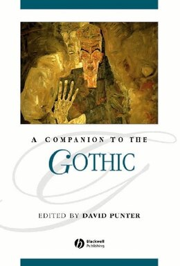 Book A Companion to the Gothic by David Punter