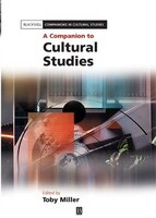A Companion To Cultural Studies: COMPANION TO CULTURAL STUDIES