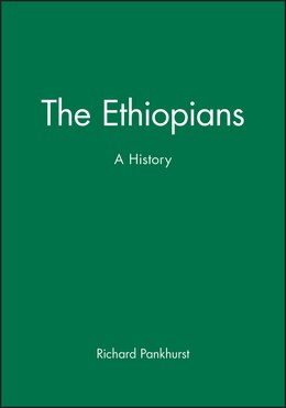 Book The Ethiopians: A History by Richard Pankhurst