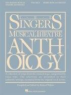 The Singer's Musical Theatre Anthology - Volume 3: Mezzo-Soprano/Alto Book Only