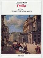 Otello: Vocal Score