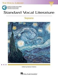 Standard Vocal Literature - An Introduction to Repertoire: Soprano