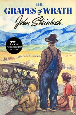Book The Grapes Of Wrath 75th Anniversary Edition by John Steinbeck