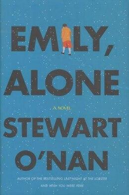 Book Emily, Alone: A Novel by Stewart Onan