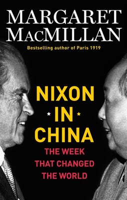 Book Nixon In China by Margaret Macmillan