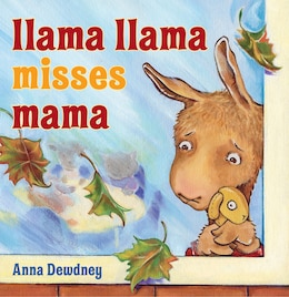 Book Llama Llama Misses Mama by Anna Dewdney
