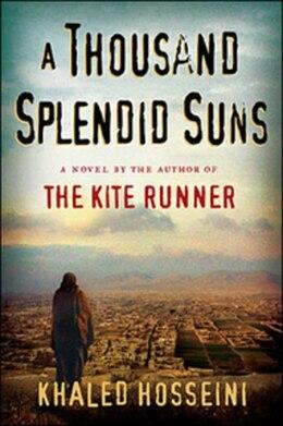 Book Thousand Splendid Suns by Khaled Hosseini