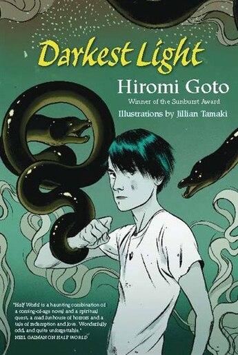Darkest Light: Half World Series by Hiromi Goto